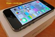 Apple iPhone5s 16GB for Sale Romford